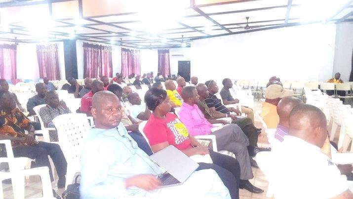 A Pictorial of Procurement Compliance and Corruption Prevention Workshop
